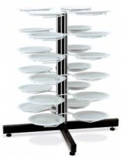Держатель «MetalCarrelli» на 24 тарелки (240 мм и 310 мм) [3019]