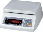 Весы CAS SW-II-30 DD(двойной дисплей)