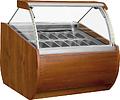Витрина для мороженого Igloo Aruba 1.25