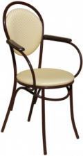 Венский стул с подлокотниками М56-061
