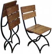 Складной стул М6