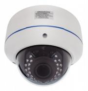 IP видеокамера купольная сетевая ERGOZOOM ERG-IPH3441(P) антивандальная
