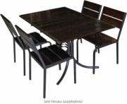 Комплект мебели для летних кафе и дачи М135-011 и М17-021