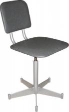 Винтовой стул-кресло со спинкой M101ФОСП