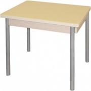 Обеденный стол со стеклом M142.84 - M142.86
