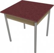 Обеденный стол c столешницей из искусственного камня M142.88