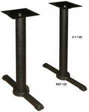 Чугунные опоры для стола М145-10