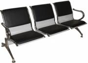 Трехместная секция стульев J19-3