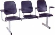 Секция стульев 3х и 4х местная M114 и M116