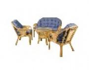 Комплект мебели из ротанга MPD-LIVING R-002 HONEY/B093