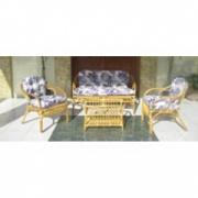 Комплект мебели из ротанга MPD-CENTONA HONEY/TPC-017
