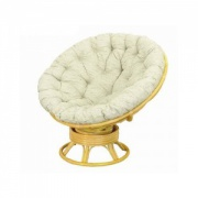 Стул MPD-SWIVEL PAPASAN HONEY/COTTON VW