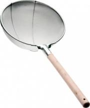 Сито 300 мм (мелкая сетка 1 мм) с деревянной ручкой [DT-Y1801-30]