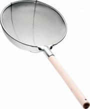 Сито 350 мм (крупная сетка 6 мм) с деревянной ручкой [DT-Y1801-35]