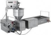 Пончиковый аппарат СИКОМ ПРФ-11/2400D с модернизированным приводом дозатора