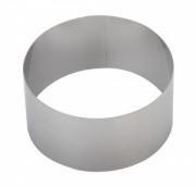 Форма для выпечки/выкладки гарнира или салата «Круг» диаметр 80 мм [CRR8]