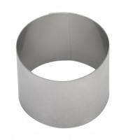 Форма для выпечки/выкладки гарнира или салата «Круг» диаметр 70 мм [CRR12]