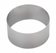 Форма для выпечки/выкладки гарнира или салата «Круг» диаметр 100 мм