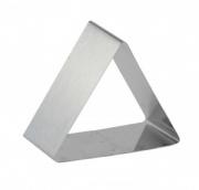 Форма для выпечки/выкладки гарнира или салата «Треугольник» 80х80 мм