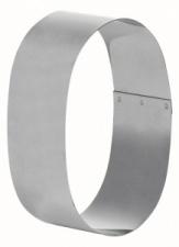 Форма для выпечки/выкладки гарнира или салата «Овал» 120х70 мм