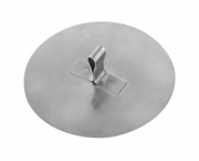 Крышка к форме для выпечки/выкладки гарнира или салата «Круг» диаметр 80 мм